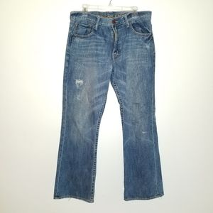 American Eagle Outfitters Bootcut cotton 33x30
